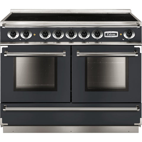 Falcon FCON1092EISL/N-EU 1092 Continental 110cm Induction Range Slate-Appliance People