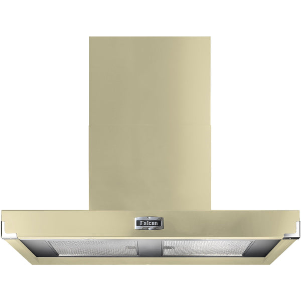Falcon FHDCT1090CR/C 110cm Contemporary Extractor Hood Cream-Appliance People