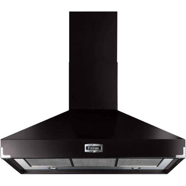 Falcon FHDSE900BL/C 90cm Super Extract Hood Black-Appliance People