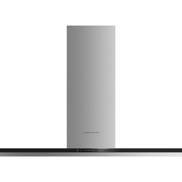 Fisher & Paykel HC90BCXB2 Wall Chimney Hood, 90cm, Box-Appliance People