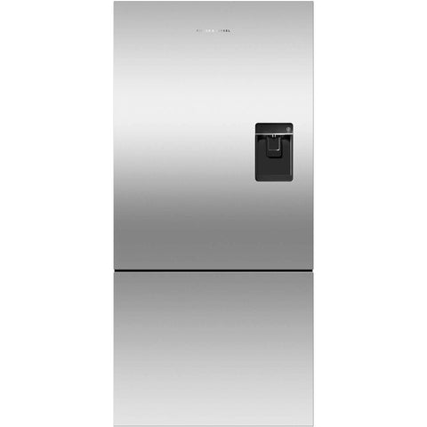 Fisher & Paykel RF522BRPUX6 790mm Fridge Freezer with Ice and Water Right Hinge-Appliance People