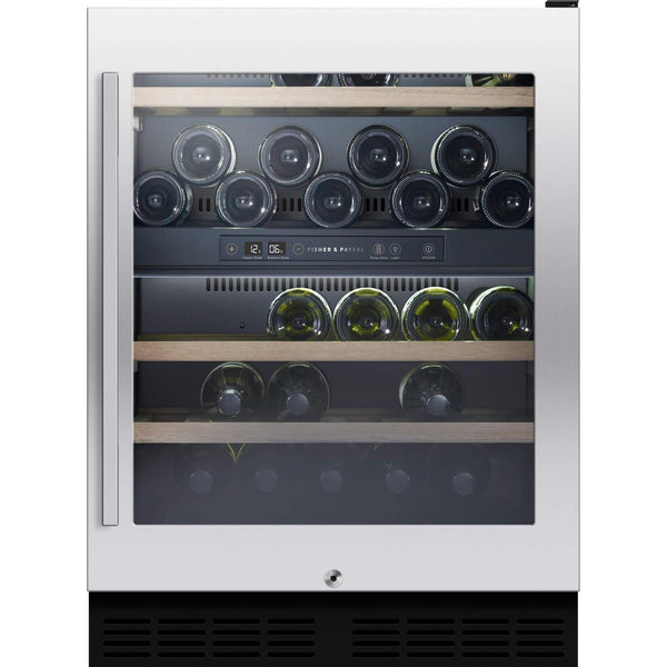 Fisher & Paykel RS60RDWX1 32 Bottle Built Under Wine Cabinet-Appliance People