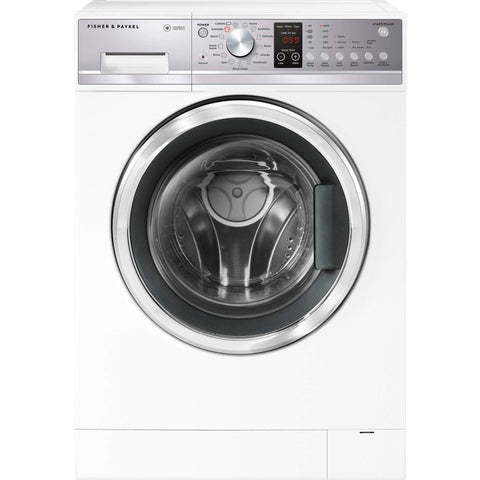 Fisher & Paykel WM1480P1 Washing Machine, 8kg, 14 Wash Profiles-Appliance People