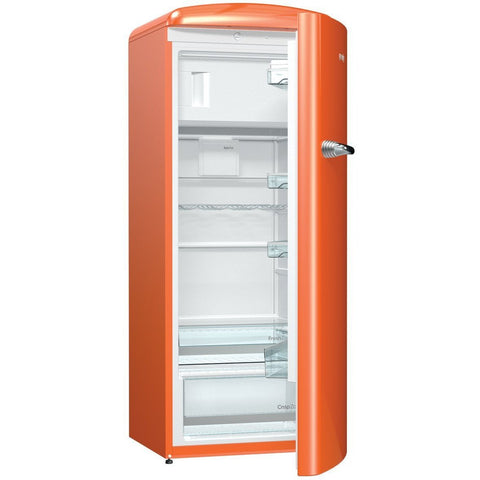Gorenje ORB153O Freestanding Fridge Juicy Orange * * ONE ONLY * *-Appliance People