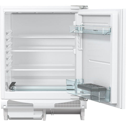 Gorenje RIU6F091AWUK Built-under Larder Fridge White-Appliance People