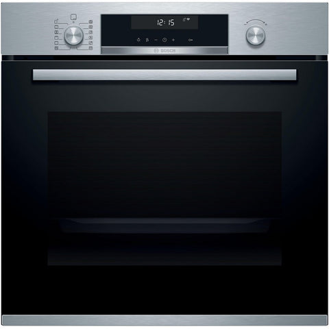 Bosch HBG5785S6B Serie 6 Pyrolytic Single Oven – STAINLESS STEEL