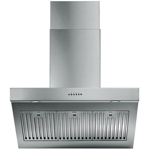 ILVE Hood Modern 80cm Stainless Steel-Appliance People