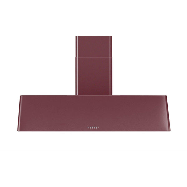 ILVE Hood Traditional 150cm Burgundy-Appliance People