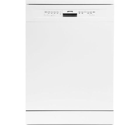 Smeg DFD6133WH Freestanding Dishwasher in white - WAREHOUSE STOCK