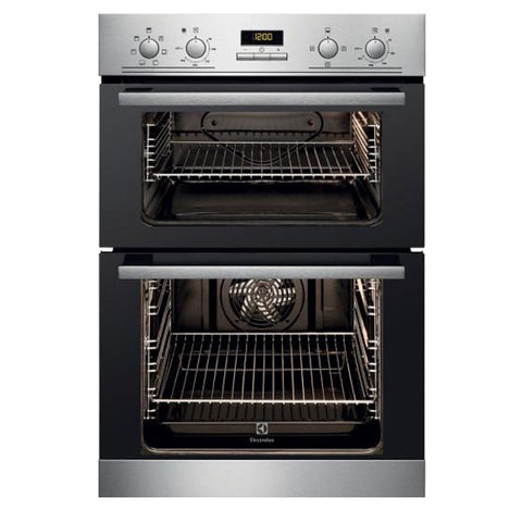 Electrolux EOD3460AAX Built in Electric Double Oven - Stainless Steel