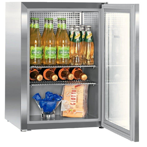 Liebherr CMes502 Drinks Fridge Stainless Steel-Appliance People