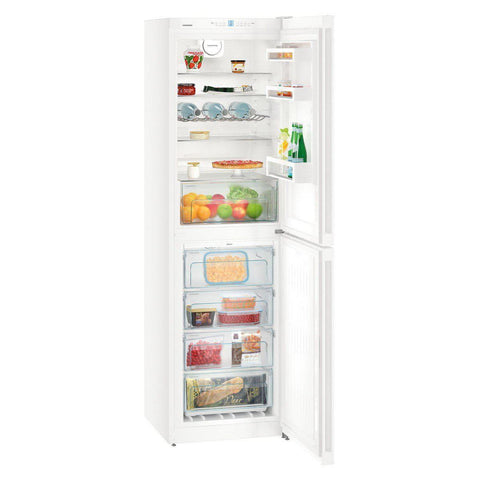 Liebherr CN4713 NoFrost Freestanding Fridge Freezer White-Appliance People