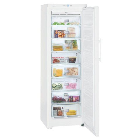 Liebherr GNP3013 NoFrost Upright Freezer White-Appliance People