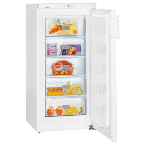 Liebherr GP2033 SmartFrost Upright Freezer White-Appliance People