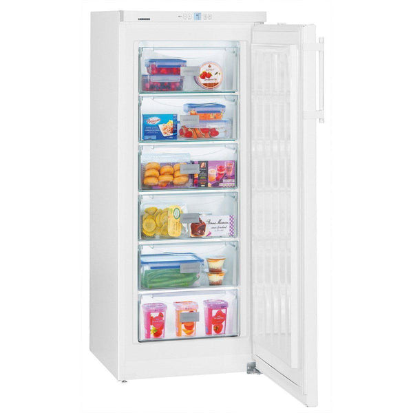Liebherr GP2433 SmartFrost Upright Freezer White-Appliance People