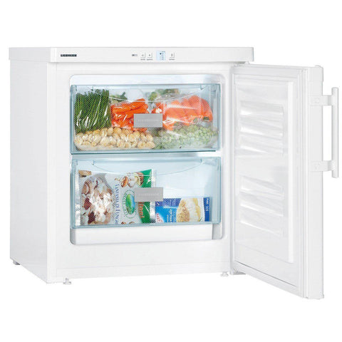 Liebherr GX823 SmartFrost Counter Top Freezer White-Appliance People
