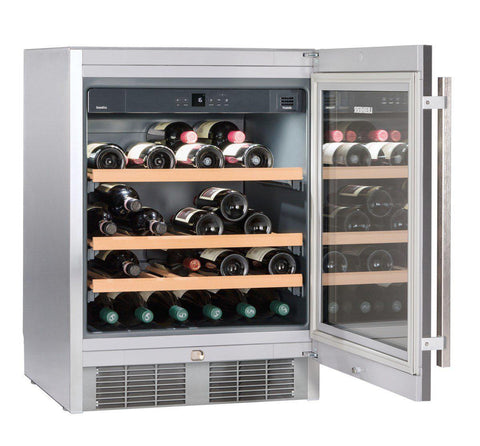 Liebherr UWKes1752 Integrated Grand Cru Wine Cabinet-Appliance People