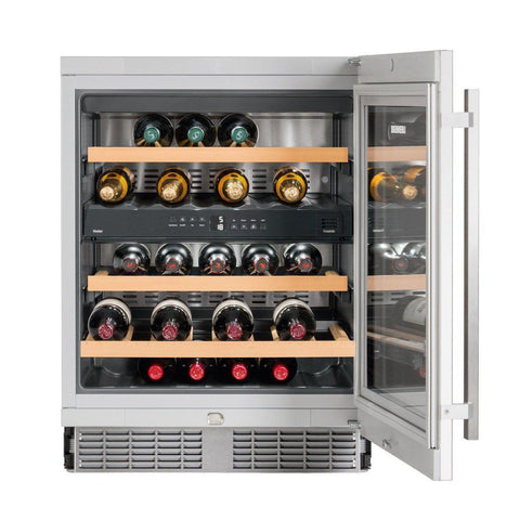 Liebherr UWTes1672 Integrated Vinidor Wine Cabinet-Appliance People