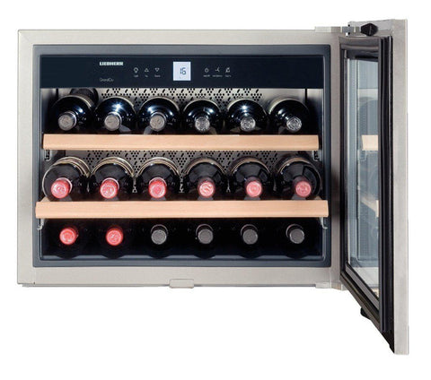 Liebherr WKEes553 Integrated Grand Cru Wine Cabinet-Appliance People