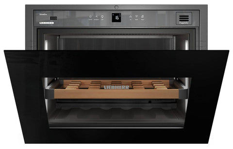 Liebherr WKEgb582 Integrated Grand Cru Wine Cabinet-Appliance People