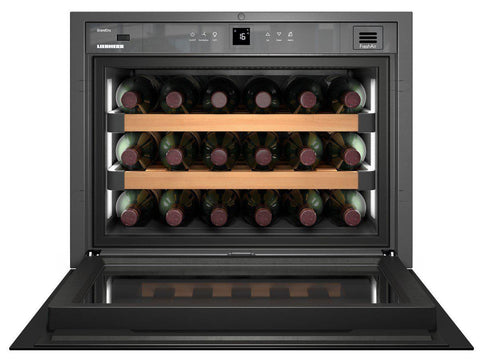Liebherr WKEgw582 Integrated Grand Cru Wine Cabinet-Appliance People
