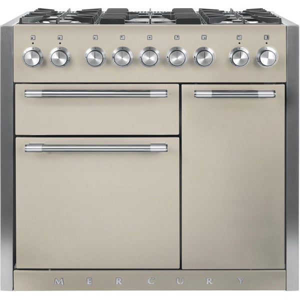 Mercury MCY1000DFOY/ 1000 100cm Dual Fuel Range Cooker Oyster-Appliance People