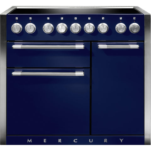 Mercury MCY1000EIBB/ 1000 100cm Induction Range Cooker Blueberry-Appliance People