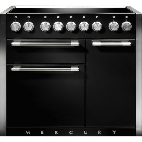 Mercury MCY1000EILQ/ 1000 100cm Induction Range Cooker Liquorice-Appliance People