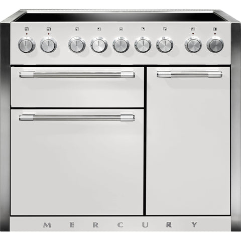 Mercury MCY1000EISD/ 1000 100cm Induction Range Cooker Snowdrop-Appliance People