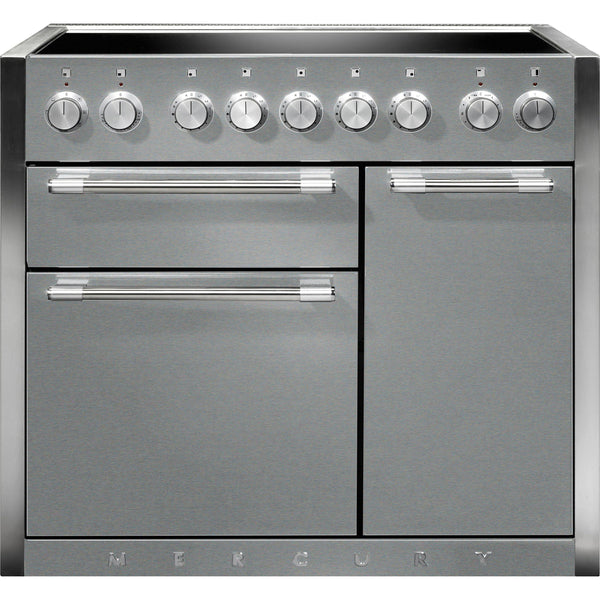 Mercury MCY1000EISS/ 1000 100cm Induction Range Cooker Stainless Steel-Appliance People