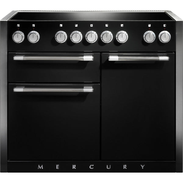 Mercury MCY1082EIAB/ 1082 110cm Induction Range Cooker Black-Appliance People