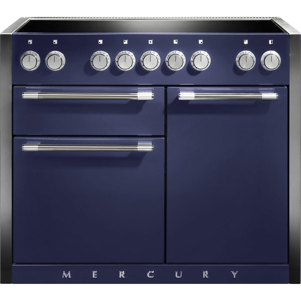 Mercury MCY1082EIBB/ 1082 110cm Induction Range Cooker Blueberry-Appliance People