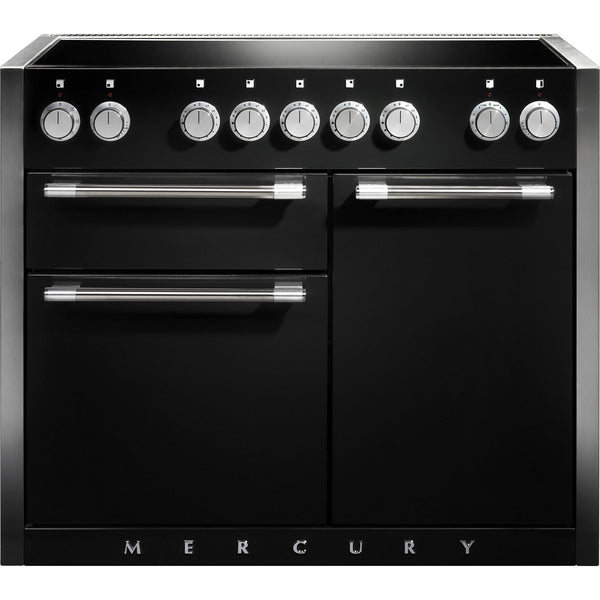 Mercury MCY1082EILQ/ 1082 110cm Induction Range Cooker Liquorice-Appliance People