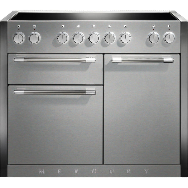 Mercury MCY1082EISS/ 1082 110cm Induction Range Cooker Stainless Steel-Appliance People