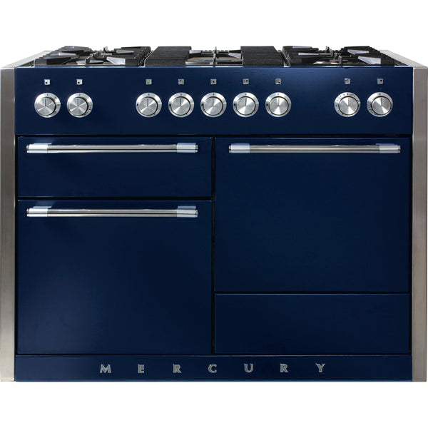 Mercury MCY1200DFIN/ 1200 120cm Dual Fuel Range Cooker Indigo-Appliance People