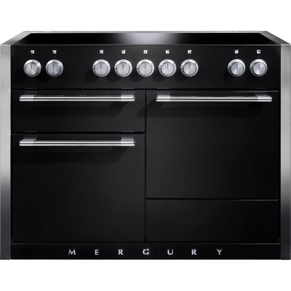 Mercury MCY1200EIAB/ 1200 120cm Induction Range Cooker Black-Appliance People