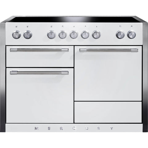 Mercury MCY1200EISD/ 1200 120cm Induction Range Cooker Snowdrop-Appliance People