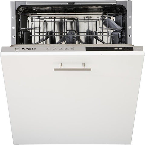 Montpellier MDI600 Fully Integrated Dishwasher-Appliance People