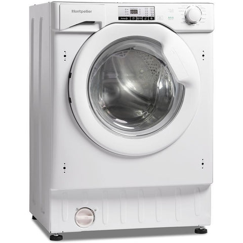 Montpellier MWDI7555 Integrated Washer Dryer-Appliance People