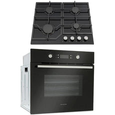 Montpellier SFOP94MFGG Integrated Oven & Hob Pack Cooking-Appliance People