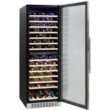Montpellier WS166SDX 166 Bottle Wine Cooler-Appliance People