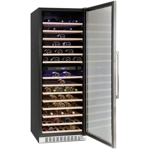 Montpellier WS181SDX 181 Bottle Wine Cooler-Appliance People