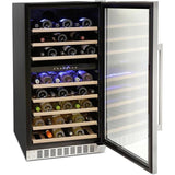 Montpellier WS94SDX 94 Bottle Wine Cooler-Appliance People