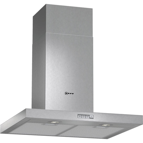 Neff D76SR22N0B 60cm Chimney Hood Stainless steel-Appliance People