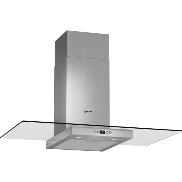Neff D89EH52N0B 90cm Chimney Hood Stainless steel-Appliance People