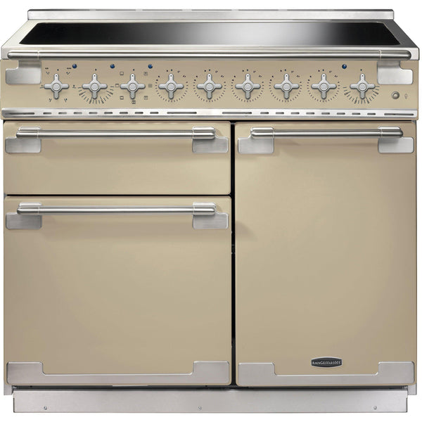 Rangemaster ELS100EICR/ Elise 100cm Induction Range Cooker Cream-Appliance People