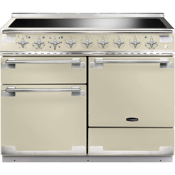Rangemaster ELS110EICR/ Elise 110cm Induction Range Cooker Cream-Appliance People