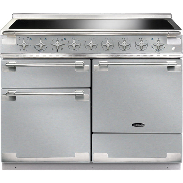 Rangemaster ELS110EISS/ Elise 110cm Induction Range Cooker Stainless Steel-Appliance People