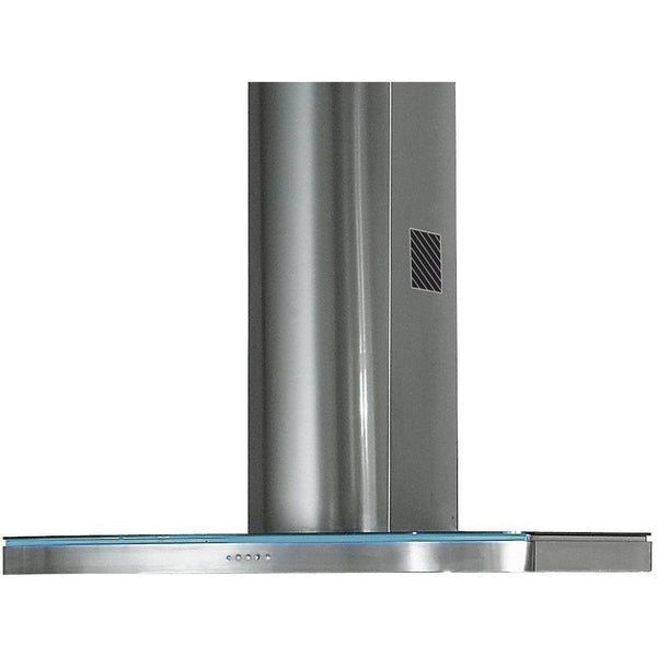 Rangemaster ELTHDC110SG/ Elite 110cm Chimney Hood Stainless Steel/Glass-Appliance People