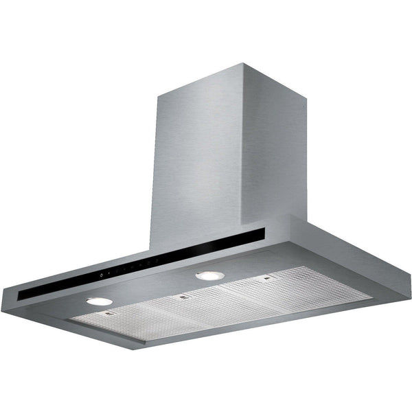Rangemaster HLTHDS110SS/ Hi-Lite 110cm Chimney Hood Stainless Steel-Appliance People